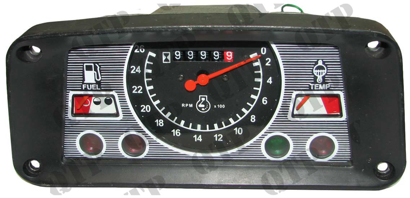 3000 Ford Tractor Instrument Cluster : Dash ford  quality tractor parts