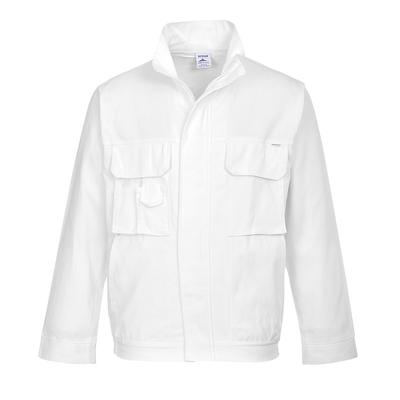 Portwest Painters Jacket White