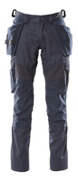 Mascot Trousers with kneepad pockets and holster pockets Short Length
