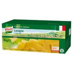 KNORR Lasagne Sheets NoPreCook 3kg x1