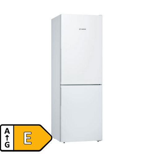 Bosch Series 4 Free-Standing Fridge-Freezer