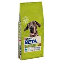 Beta Adult Large Breed - Turkey 14kg