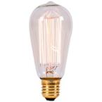 LED VINTAGE SQUIRREL DIMMABLE LAMP 240 VOLT 4 WATT ES 300 LUMEN 2000K 15000 HOUR