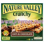 Nature Vall Multi  Oats & Chocolate 5pk x 5