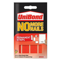No More Nails Strips - Permanent  (Unibond)