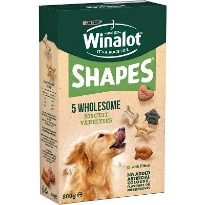 Winalot Shapes Dog Treats 5 x 800g