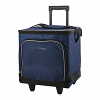 ThermoCafe 52 Can Wheeled Cool Bag 28 L