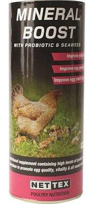 Net-Tex Poultry Mineral Boost Powder 450g x 1 [Zero VAT]