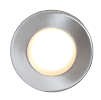 Robus IP65 Shower Light GU10 Chrome