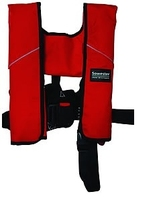 Sowester Cruise Lifejacket Manual 180N Red