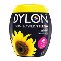 Dylon Machine Dye Pod 350g 05 Sunflower Yellow