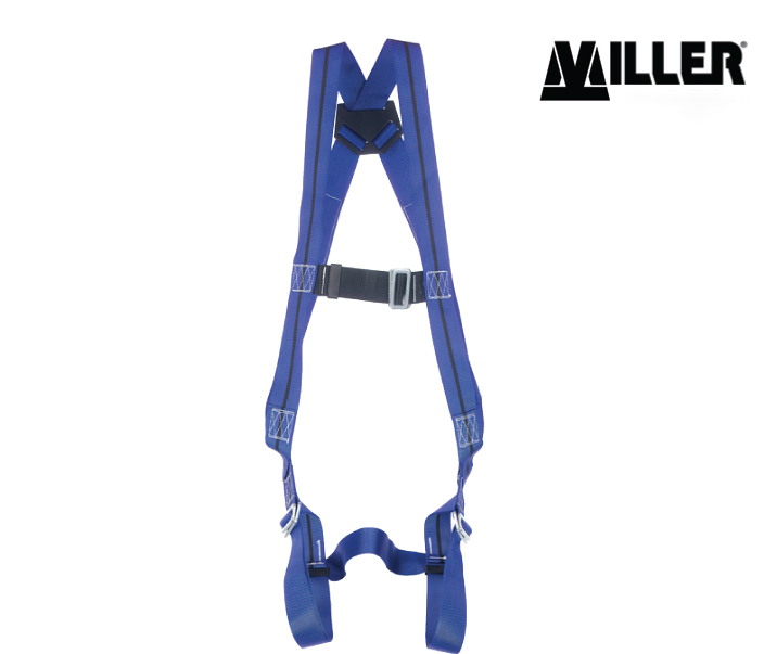 1 Point Safety >> Miller Titan 1 Point Safety Harness Mj Scannell