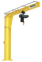 Verlinde VFP Full Slewing Column Mounted Jib Crane