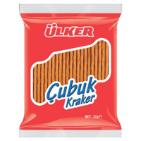 Ulker Salted  Stick Cracker 220gr