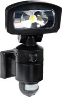 AC LED LIGHT & HD CAMERA 2GB SD-BLACK