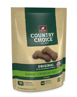 Gelert Country Choice Dog Treat Lamb 225g x 10