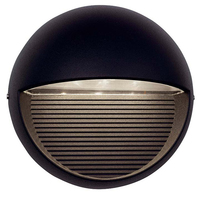 ANSELL Kappa 4100K LED Wall Light Black