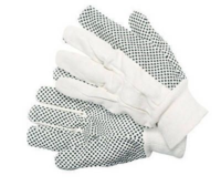 Polka Dot Cotton Glove