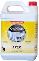 Apex Sanitising Spray & Wipe Cleaner