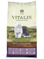 Vitalin Natural Adult Grain Free Duck & Potato 12kg