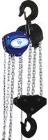 Tralift Manual Chain Block Silver Chain | 10,000 Kg WLL
