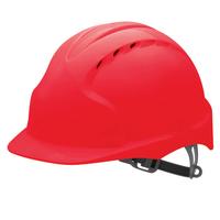 EVO3 Helmet Slip Ratchet - Red - Vented