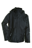 FOX7057 FOX Waterproof Breathable Jacket Black