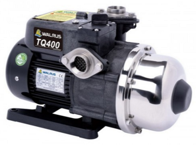 Walrus TQ 400, 50HZ, 3 Bar Electric Pump