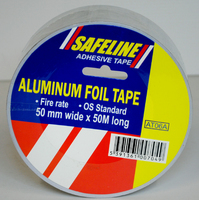 Aluminium Foil Tape 75mm X 50M