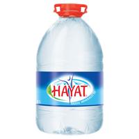 Bottle Water (Still)-Hayat-(5ltr)