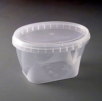 510ml Plastic tub