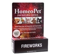 Homeopet Fireworks 15ml x 1