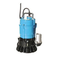"TSURUMI HS2-4 2"" Submersible Water Pump"