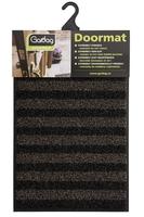 Gardag Portico Doormat Brown/Black 60cm x 80cm