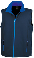Result Core Mens Printable Softshell Bodywarmer