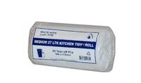 Kitchen Tidy Liner 27L 510x650mm Roll/50