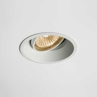 Minima Adjustable Downlight Matt White | LV1702.0031