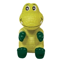 KONG Latex Wiggi Alligator - Large x 1