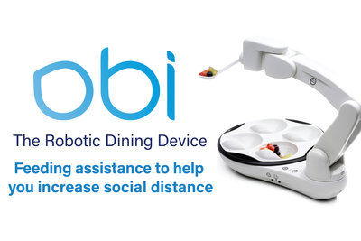 Obi - The Robotic Dining Device