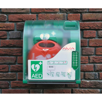 Outdoor Electronic Defibrillator Cabinet