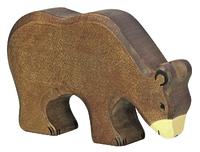 Holztiger Brown Bear Feeding