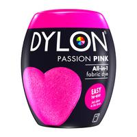 Dylon Pod Machine Dye Passion Pink 29 350G