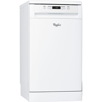 WHIRLPOOL 45CM SLIMLINE A+ENERGY DISHWASHER WITH 10 PLACE SETTING