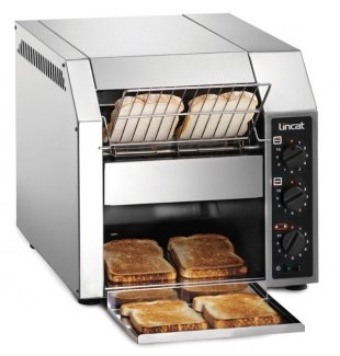 Lincat CT1 Conveyor Toaster 2.4kw Up To 340 Slices Per Hour