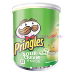 Pringles SMALL CAN S/C&Onion x12