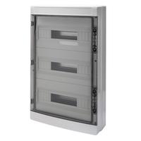 Gewiss 54 MOD Surface IP65 Enclosure