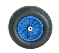 Spare Wheel for Wheel3 (Steel Blue Barrow 85lt)