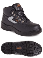 WORKSITE MID CUT SAFETY BOOT