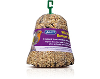 Johnson's Wild Bird High Energy Seed Bells x 8