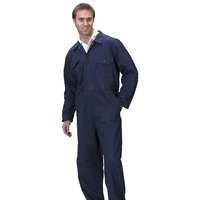 Click Regular Stud Front Boilersuit